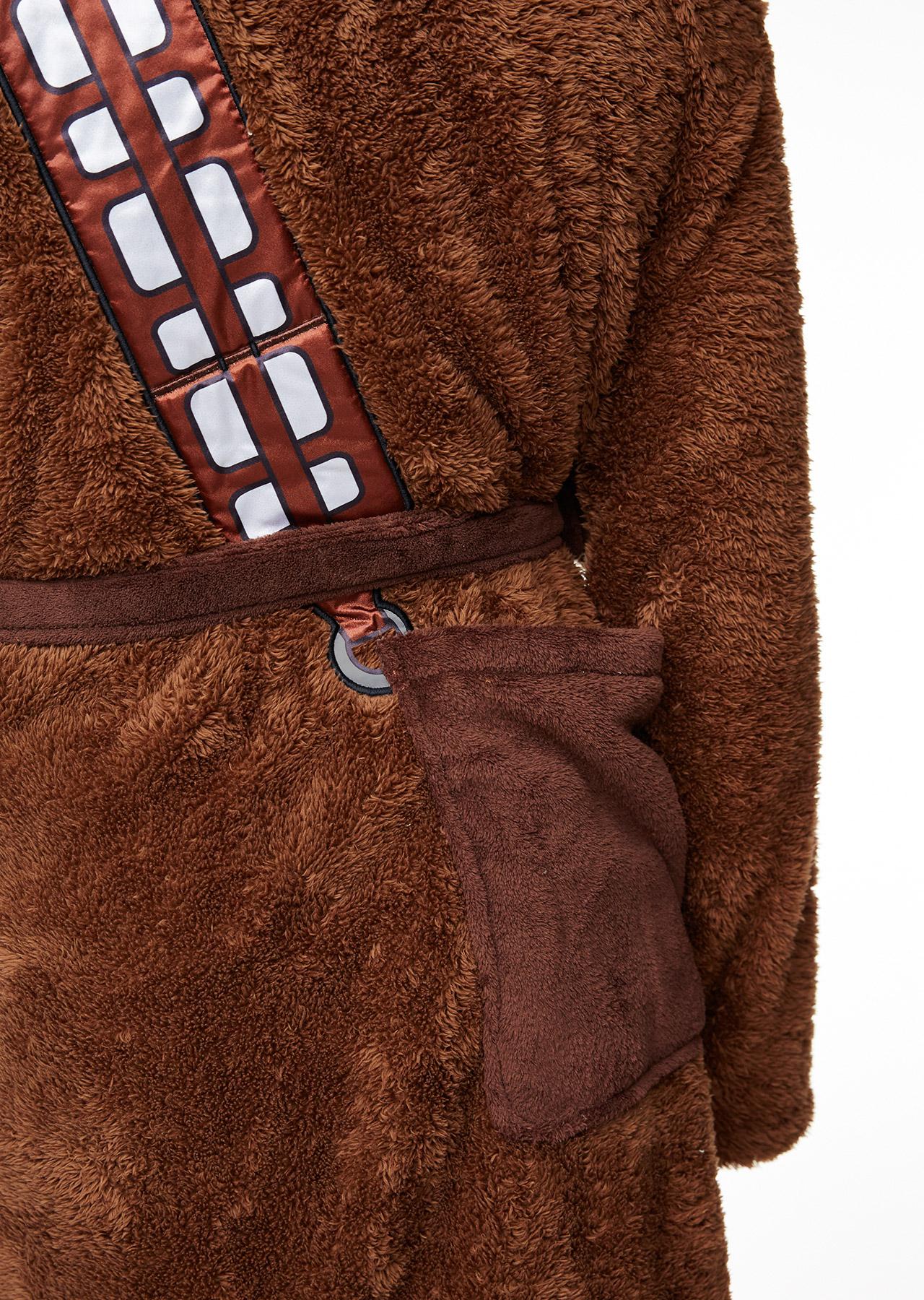 Star Wars Chewbacca Adult Fleece Bathrobe – Groovy UK