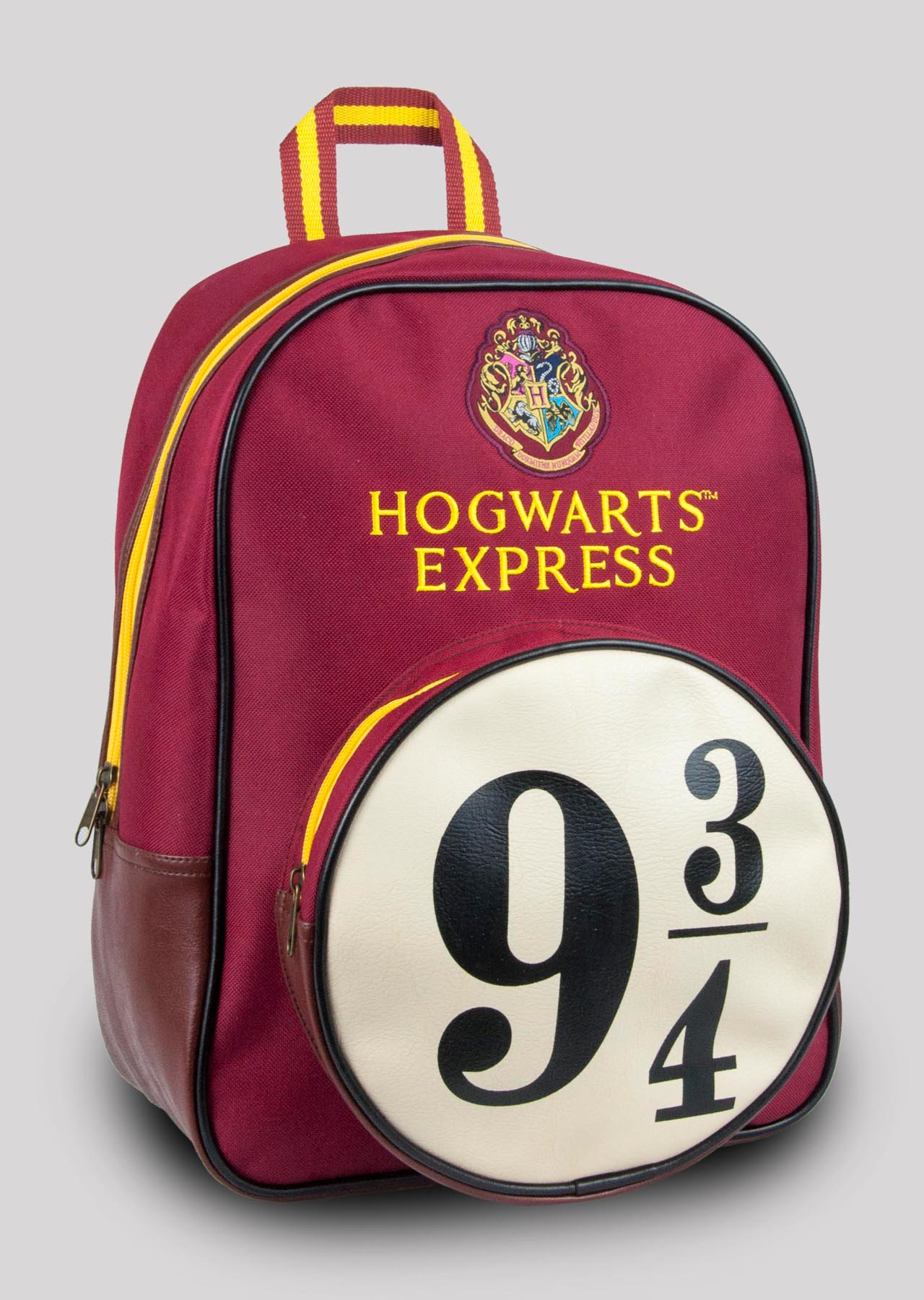 1e2ebe26ea0 Harry Potter Hogwarts Express 9 3 4 Backpack – Groovy UK