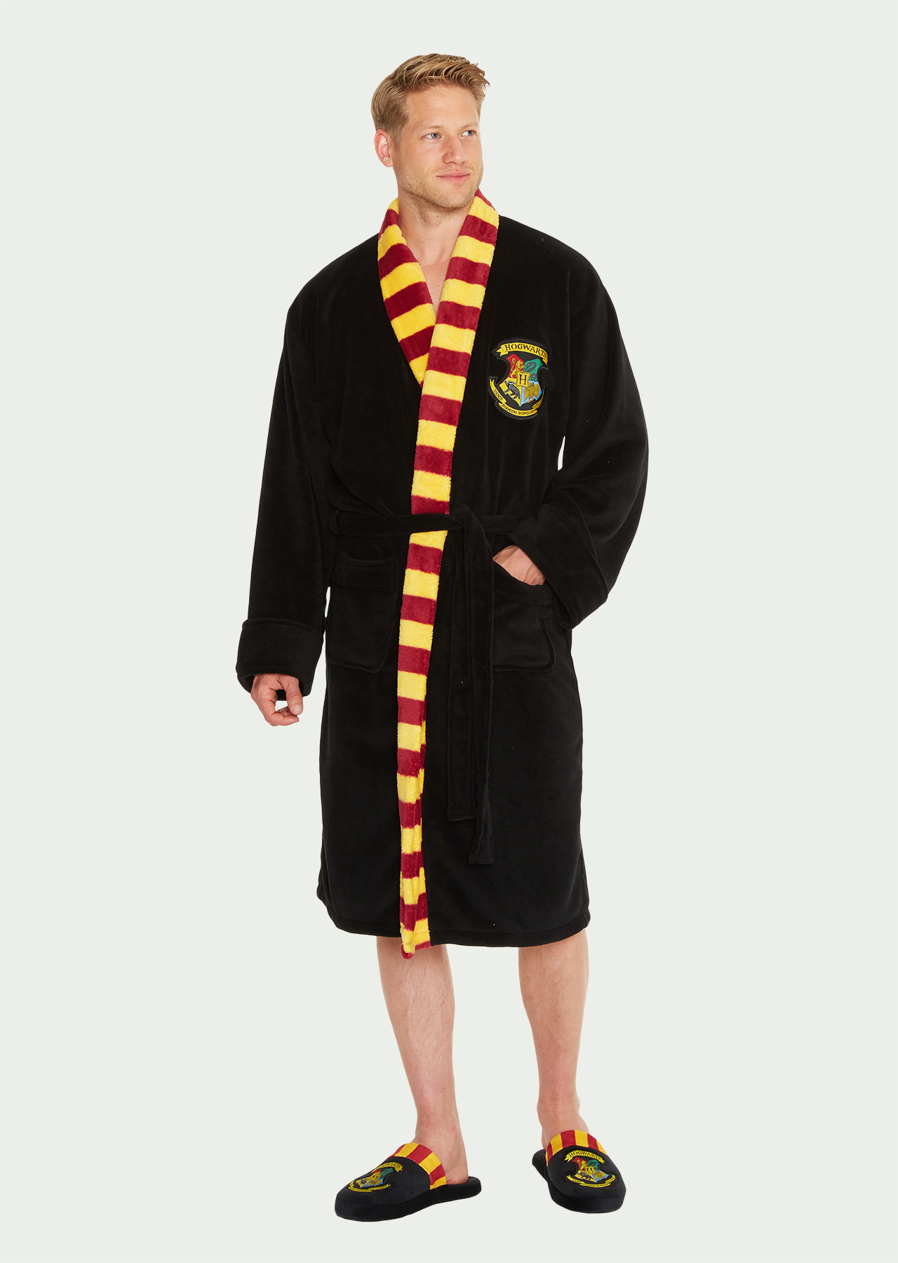 8ea20ed577 Hogwarts-Mens-Bathrobe front WEB.jpg. Tap to expand