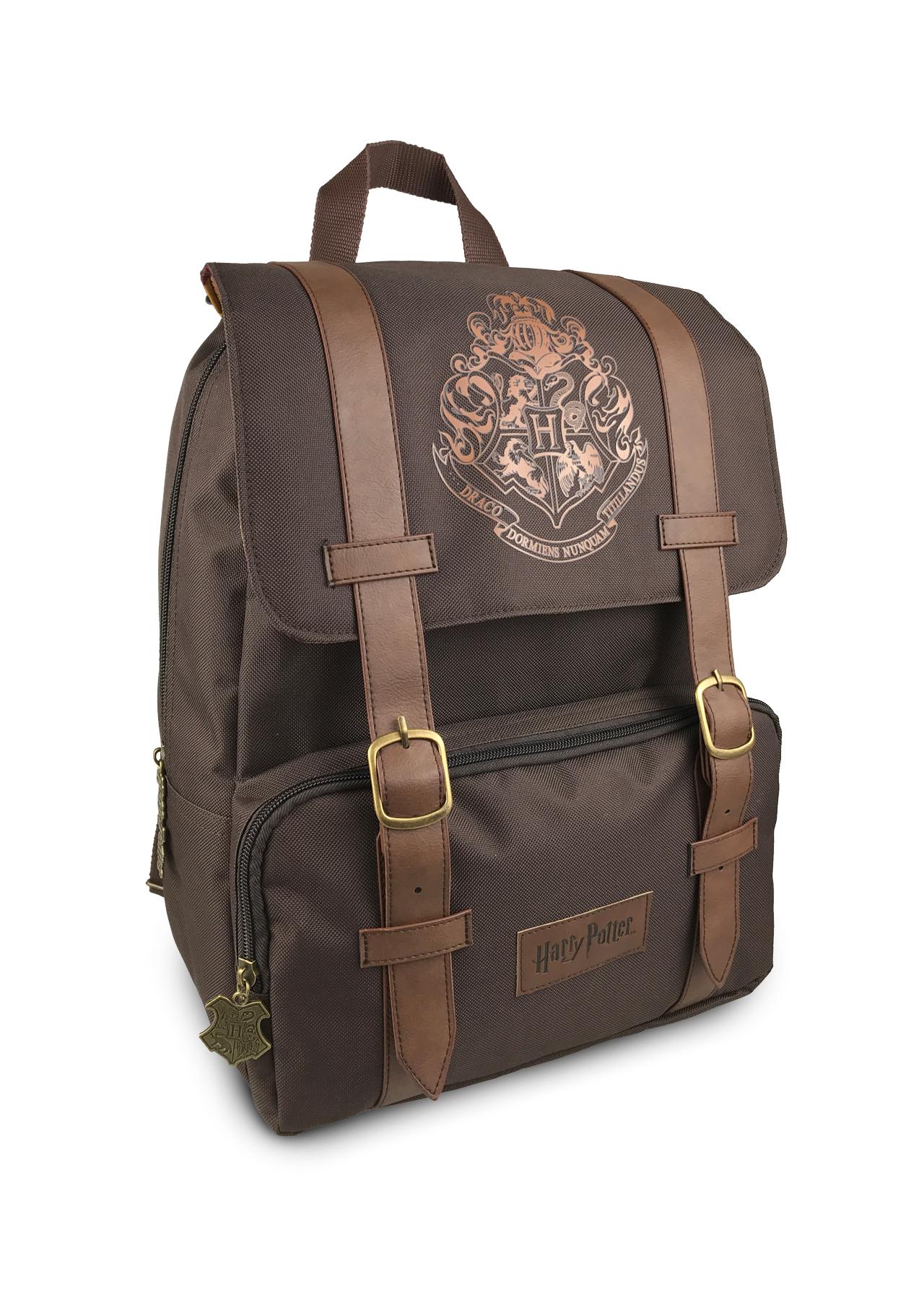 Harry Potter Hogwarts Flap Over Backpack Groovy Uk