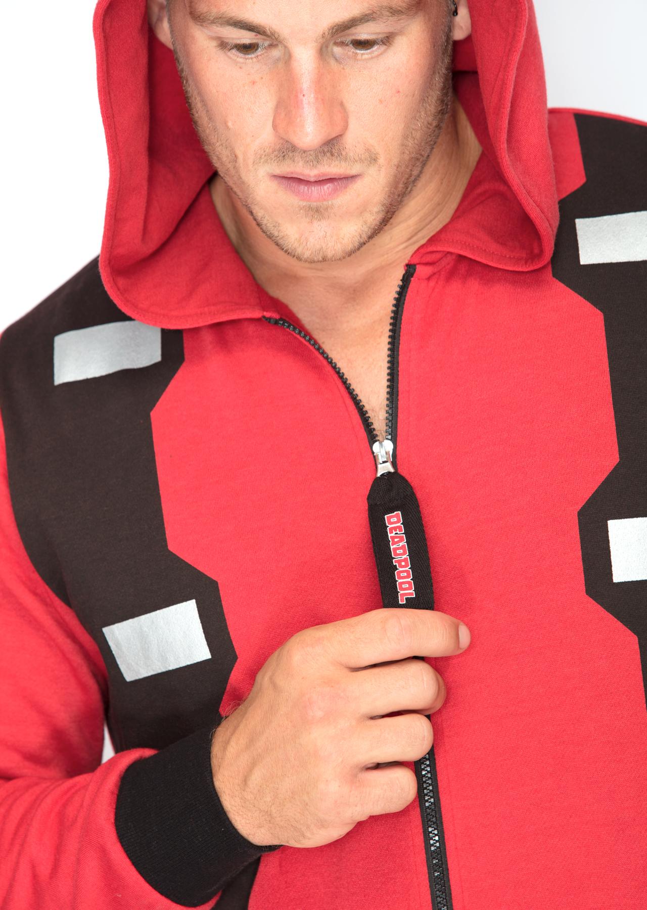 91825 Deadpool Jumpsuit Zoom 91825 Deadpool Jumpsuit Back Web  91825 Deadpool Jumpsuit Back 2 d5efad49f