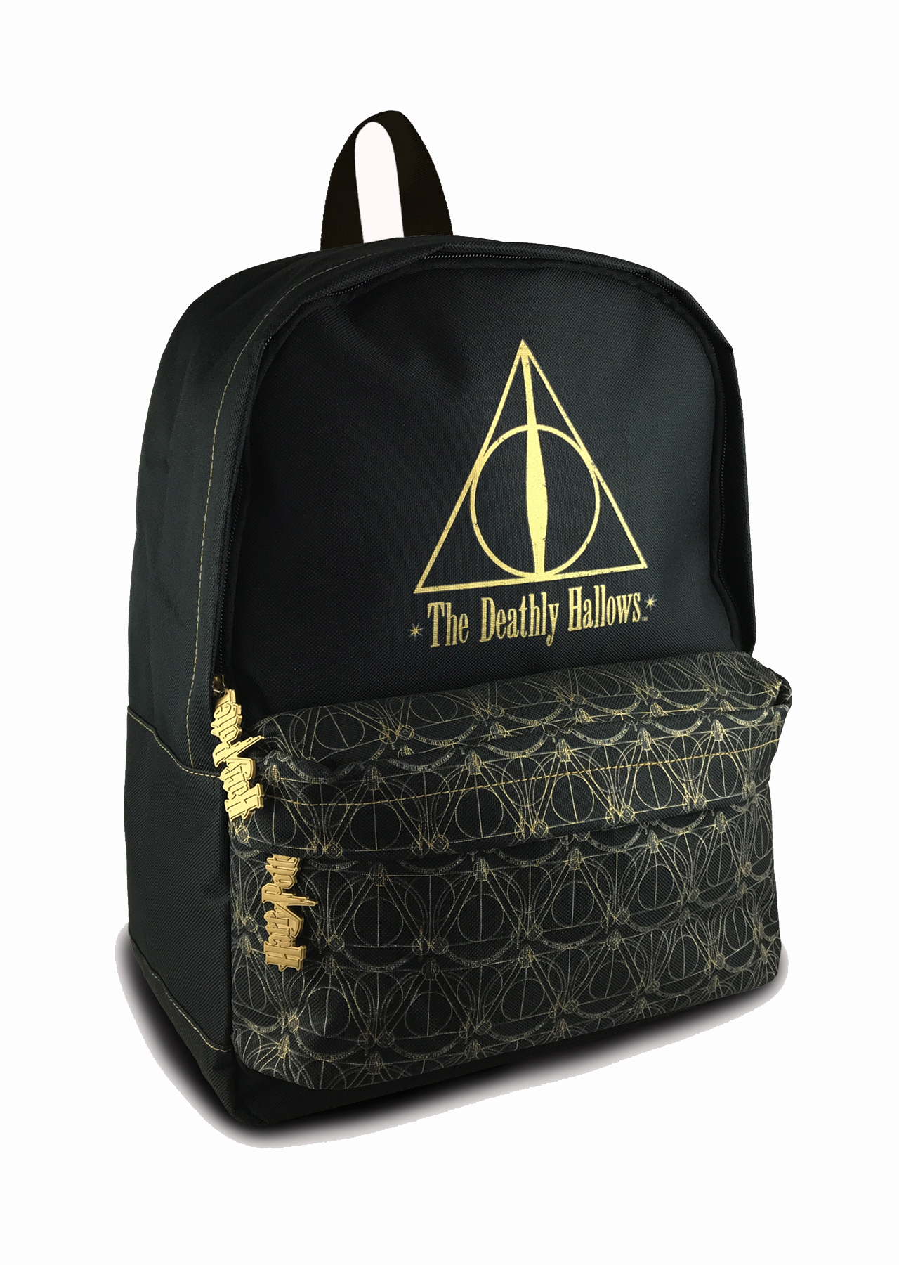 Harry Potter Deathly Hallows Backpack – Groovy UK