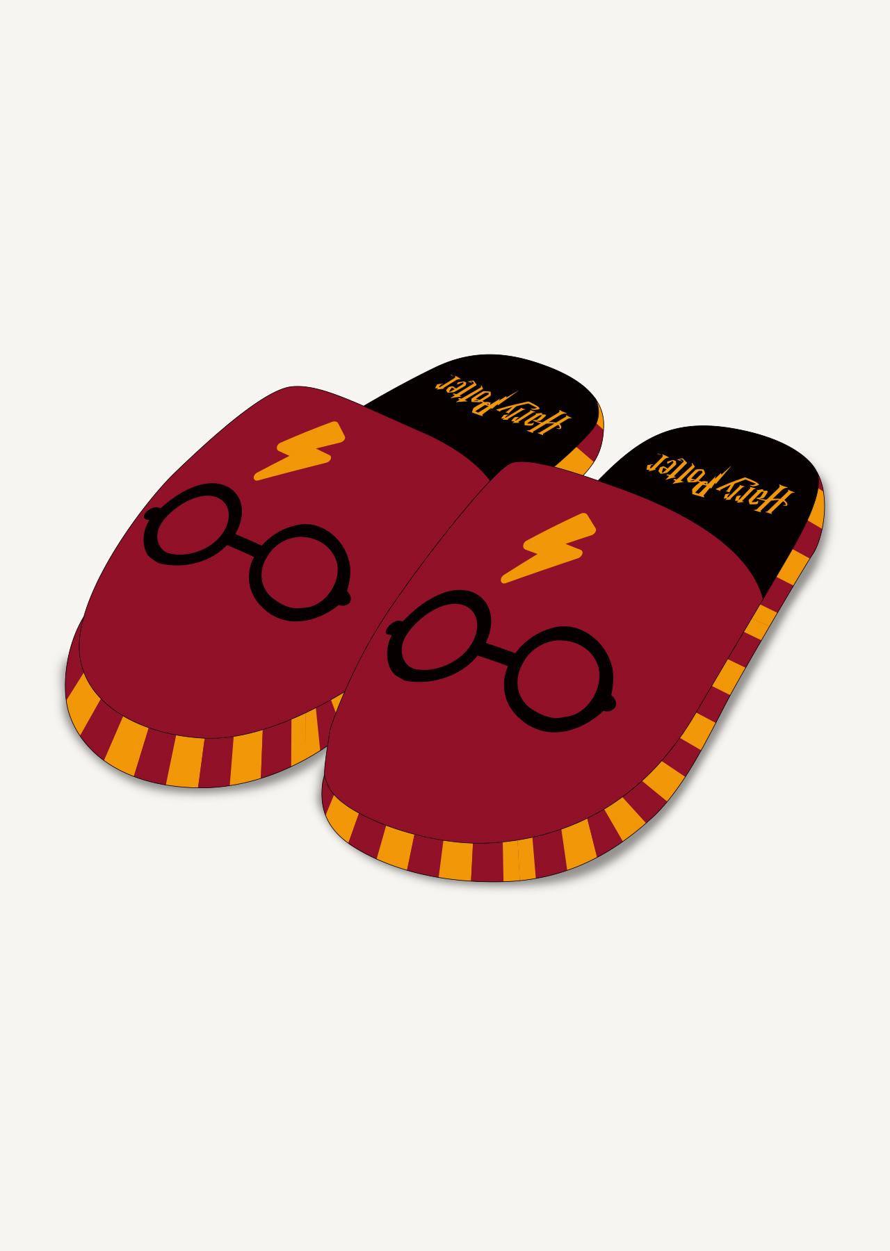 0091be3f6c4b Harry Potter Where s Harry Mule Slippers – Groovy UK