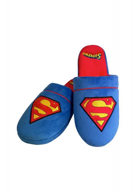91036_Superman_Mule_Slippers_1