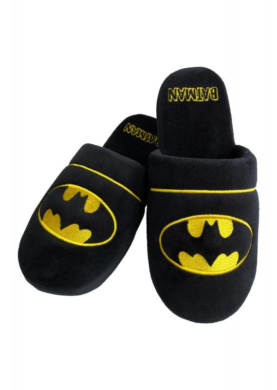 91038 DC Batman Mens Mule Slipper4_WEB