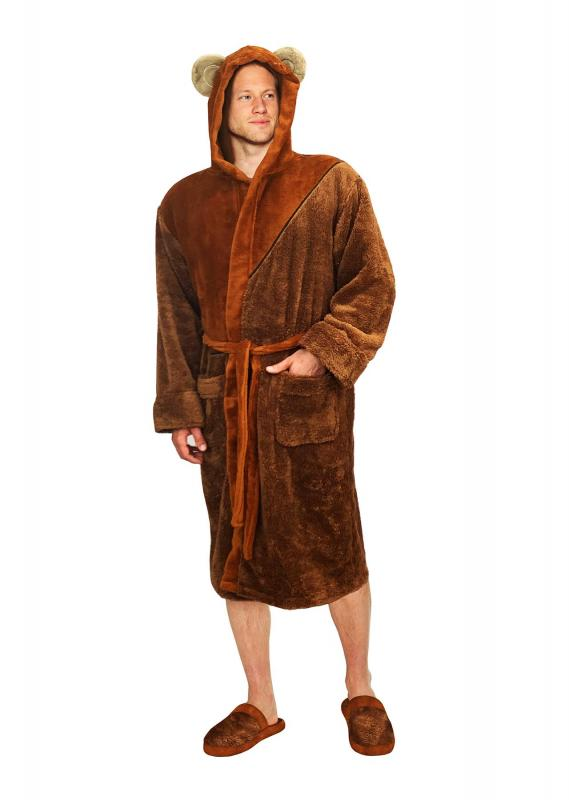 92254 Ewok mens bathrobe 1280 x 1800