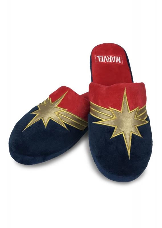 92470_Captain_Marvel_Slippers