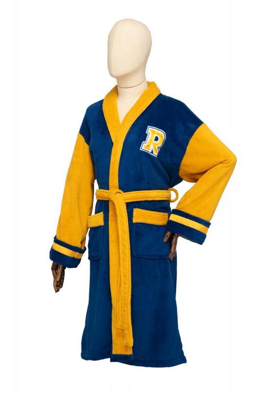 93352_Riverdale_Archie_Bomber-Blue-Yellow_Jacket_Womens_Hoodless-Bathrobe -WEB