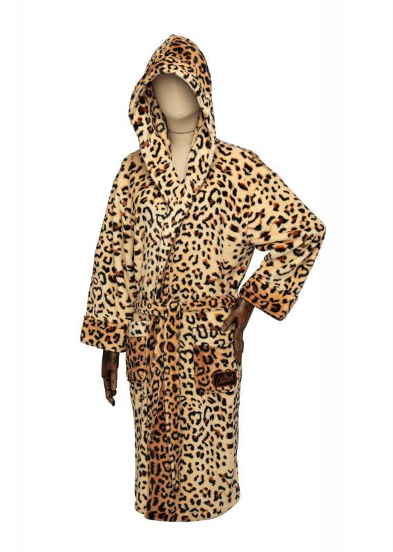 92826_Wonder-Woman-84_Cheetah_Hooded_Bathrobe_Womens_Front