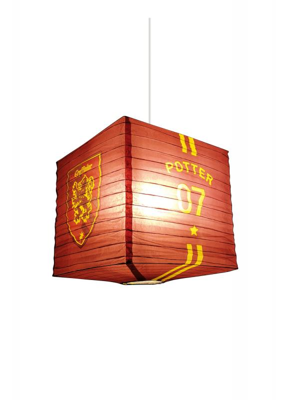 93553_Quidditch_Paper-Shade_Product-Shot_30x30x30cm_Lit WEB