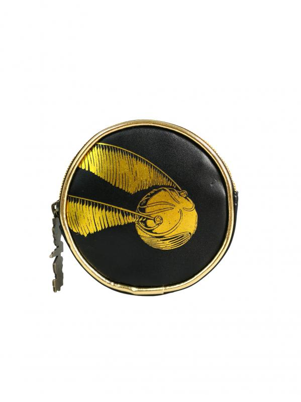 93542_HP_Golden-Snitch_Circular-Coin_Purse_100x100x20mm-Front