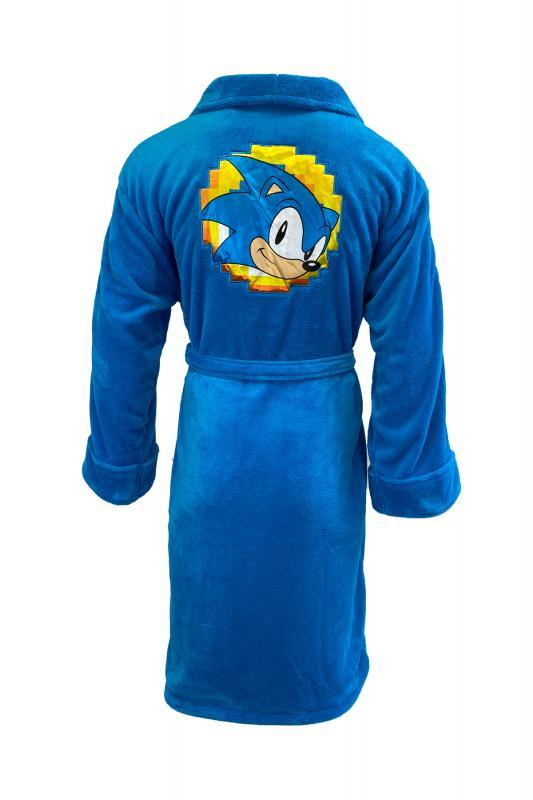 93725_Sonic_Go_Faster_Fleece_Bathrobe_back