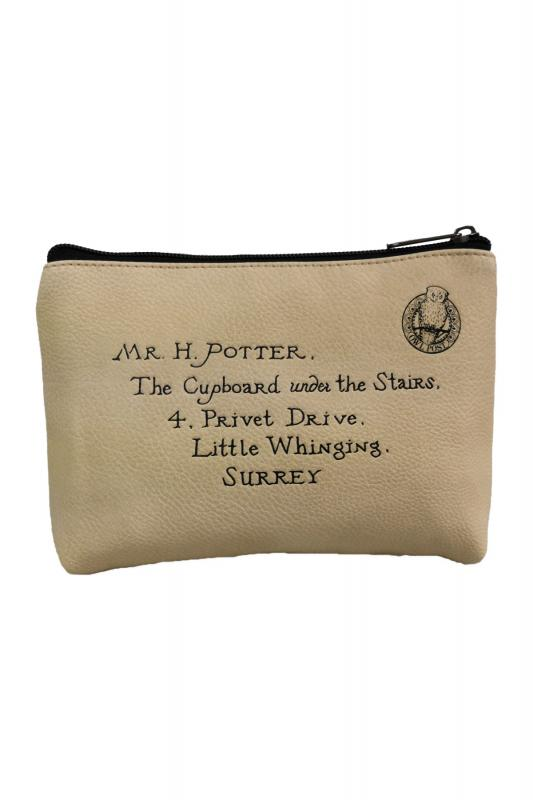 93503_HP_Hedwig-Letter-of-Acceptance_Cream_PVC_Cosmetic-Bag_185x30x40mm-Front