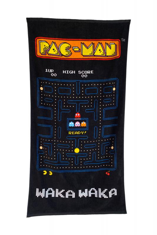 93886_Pac-Man-The_Chase_Towel
