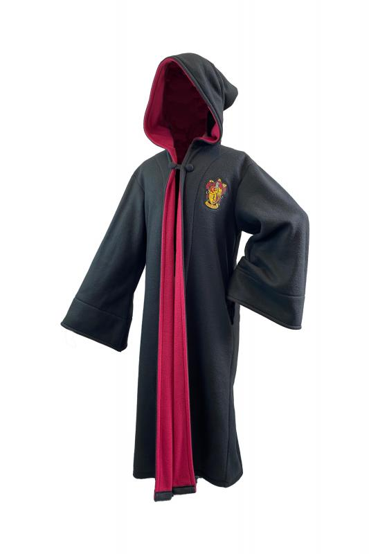 93308_Long-Length Gryffindor Robe-Front-2-web