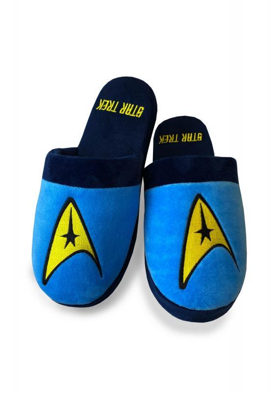 93280_Star-Trek_Original_Spock_Outfit_Slipper-Mens-100-Polyester-Fleece-Blue__EU42-45_UK8-10_US-9-11 02 WEB jpg